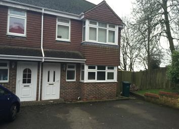 Thumbnail 3 bedroom semi-detached house to rent in Spears Walk, Woodingdean