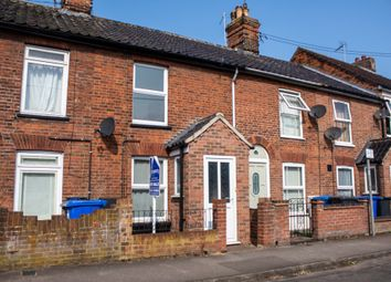 Thumbnail 2 bedroom terraced house for sale in Gresham Road, Beccles