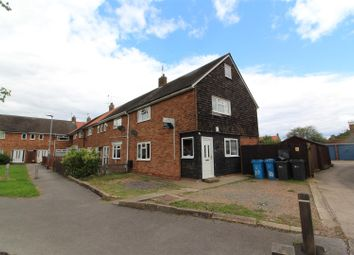 Thumbnail 3 bed end terrace house for sale in Birdsall Avenue, Hull