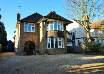 Thumbnail 5 bedroom detached house for sale in Park Road, Peterborough