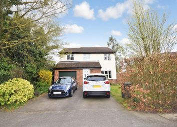 Thumbnail 4 bed detached house to rent in Sweet Mead, Saffron Walden