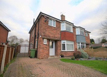Thumbnail 3 bedroom semi-detached house for sale in 64 Allestree Drive, Grimsby