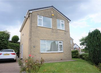 Thumbnail 3 bed detached house for sale in Enfield Drive, Batley