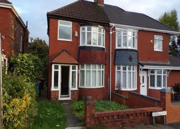 Thumbnail 3 bed semi-detached house for sale in Lord Lane, Failsworth, Manchester, Greater Manchester