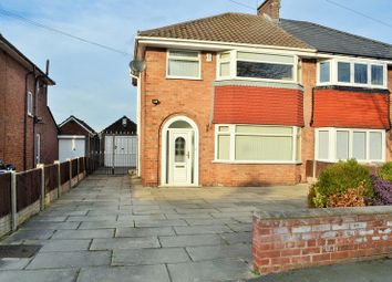 Thumbnail 3 bedroom semi-detached house for sale in Buckingham Road, Maghull, Liverpool