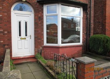 Thumbnail 3 bed terraced house to rent in Moston Lane East, Manchester
