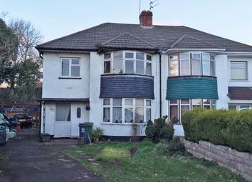 Thumbnail 3 bed semi-detached house for sale in Coryton Crescent, Cardiff