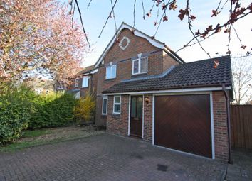 Thumbnail 3 bed detached house for sale in Brent Avenue, Didcot