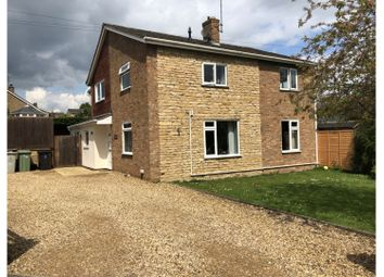 Thumbnail 5 bed detached house for sale in Park Road, Stamford