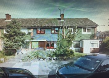 Thumbnail 4 bed terraced house to rent in Shepherds Close, Romford