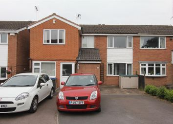 Thumbnail 5 bed semi-detached house for sale in Derwent Close, Earl Shilton, Leicester