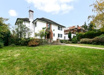 Thumbnail 4 bed detached house for sale in The Drive, Coombe, Kingston Upon Thames