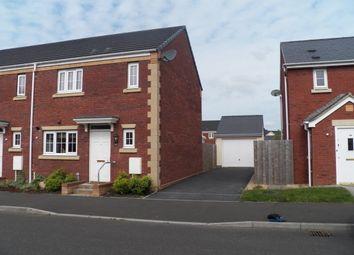 Thumbnail 2 bed property to rent in Moorland Green, Bryngwyn Village, Gorseinon, Swansea