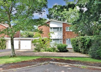 Thumbnail 5 bed link-detached house for sale in Bergen Crescent, Hedge End, Southampton
