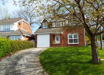 Thumbnail 4 bed detached house for sale in Foxglove Drive, Whittle-Le-Woods, Chorley, Lancashire