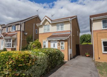 Thumbnail 3 bed detached house for sale in Merefields, Irthlingborough, Wellingborough