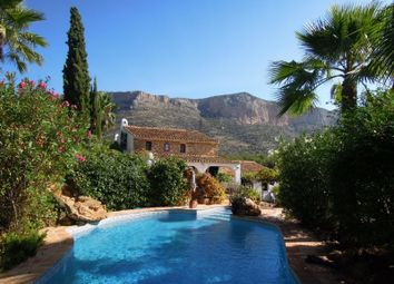 Thumbnail 4 bed farmhouse for sale in Jesus Pobre, Alicante, Valencia, Spain