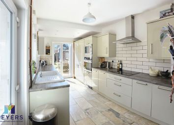 Thumbnail 2 bed terraced house for sale in Florence Road, Lower Parkstone, Poole
