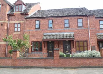 Thumbnail 2 bed terraced house to rent in Auburn Road, Blaby, Leicester