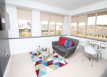 Thumbnail 1 bed flat for sale in New Augustus Street, Bradford