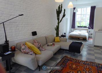 Thumbnail Studio to rent in Bayham Place, London