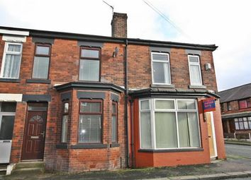 Thumbnail 2 bed terraced house for sale in Brandram Road, Prestwich, Manchester