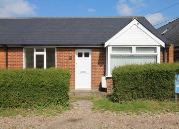 Thumbnail 2 bed bungalow to rent in Ashford Road, Canterbury