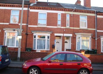Thumbnail 5 bedroom terraced house to rent in Gulson Road, Stoke, Coventry