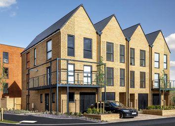 "Thumbnail 3 bedroom end terrace house for sale in ""Twill"" at Hackbridge Road, Wallington"