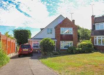 Thumbnail 3 bedroom detached house for sale in Warwick Close, Cuffley, Potters Bar, Hertfordshire