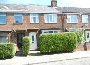 Thumbnail 3 bed terraced house for sale in Spring Bank, Grimsby
