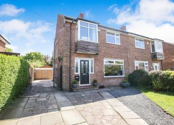 Thumbnail 3 bed semi-detached house for sale in Mostyn Road, Hazel Grove, Stockport, Cheshire