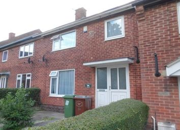 Thumbnail 3 bed property to rent in Leverton Green, Nottingham