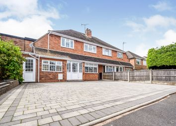 4 bed semi-detached house for sale in Willow Road, Shirley, Solihull B91