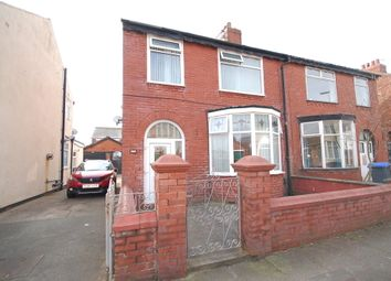 Thumbnail 3 bedroom semi-detached house for sale in Hemingway, Blackpool