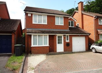 Thumbnail 4 bed detached house to rent in Salet Way, Waterlooville