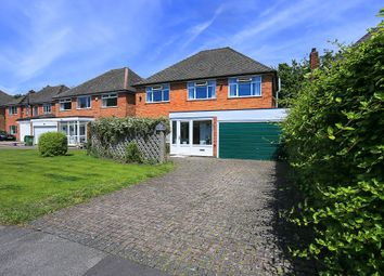 Thumbnail 4 bed detached house for sale in Links Drive, Solihull