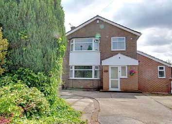 Thumbnail 3 bed detached house for sale in Kingsbury Drive, Aspley, Nottingham