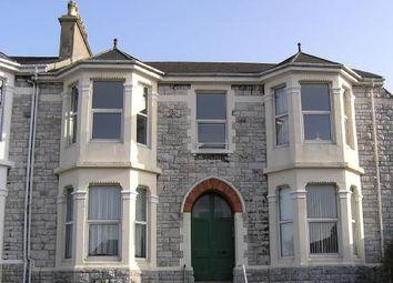 Thumbnail 1 bedroom flat for sale in Gordon Terrace, Mutley, Plymouth