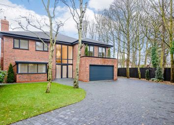 Thumbnail 6 bed detached house for sale in Massams Lane, Formby, Liverpool