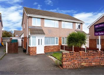 Thumbnail 3 bed semi-detached house for sale in Bryn Siriol, Flint