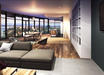 Thumbnail 1 bed flat for sale in Herculaneum Quay - Royden Way, Riverside Drive, Liverpool