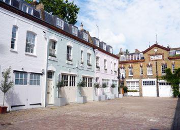 Thumbnail 2 bedroom mews house to rent in Horbury Mews, London