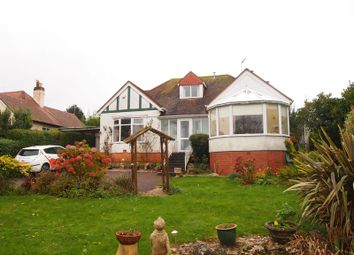 Thumbnail 4 bed detached bungalow for sale in Collaton Road, Shiphay, Torquay