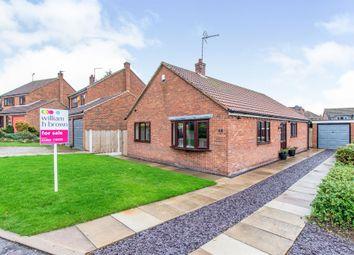 Thumbnail Detached bungalow for sale in Croft Farm Close, Everton, Doncaster