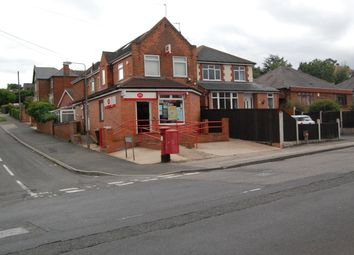 Thumbnail Retail premises for sale in 93 Westdale Lane, Nottinghamshire
