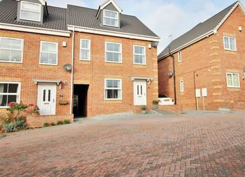 Thumbnail 4 bedroom town house for sale in Parklands View, Aston, Sheffield