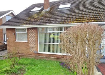 Thumbnail 3 bed semi-detached bungalow for sale in Westgate Close, Nottage, Porthcawl