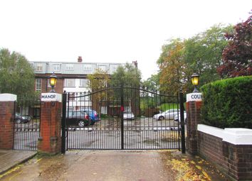 Thumbnail 2 bed flat to rent in Manor Court, Manor Gardens, Chiswick, London