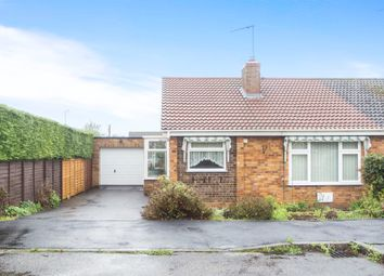 Thumbnail 2 bed semi-detached bungalow for sale in Eastfields Close, Gaywood, King's Lynn